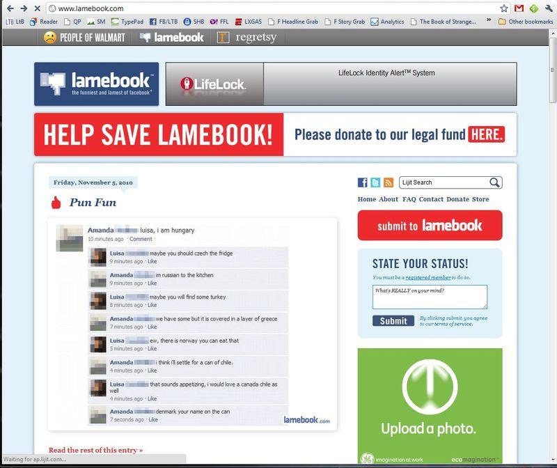 Lamebookpage