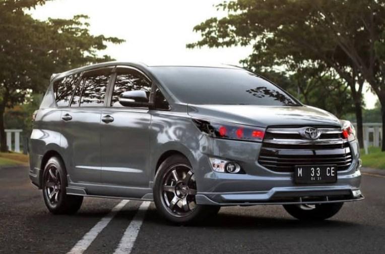 Spesifikasi Mobil All Kijang Innova Reborn 2020